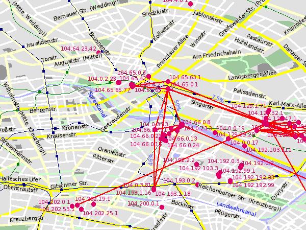 Map of Berlin Backbone 2003 (2)